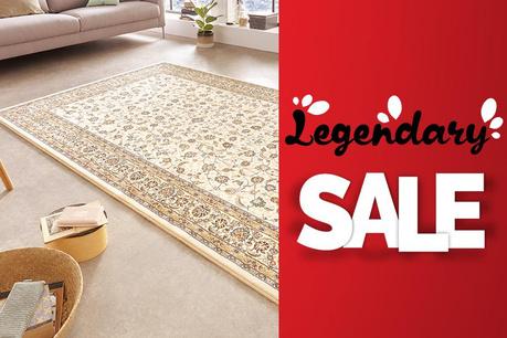 Legendary Sale: Килими