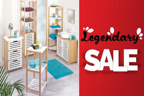 Legendary Sale: Baie si organizare