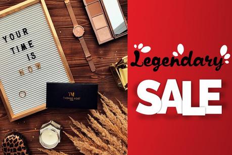 Legendary Sale: Lifestyle