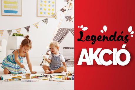 Legendás Akció: Mindent a gyerekeknek