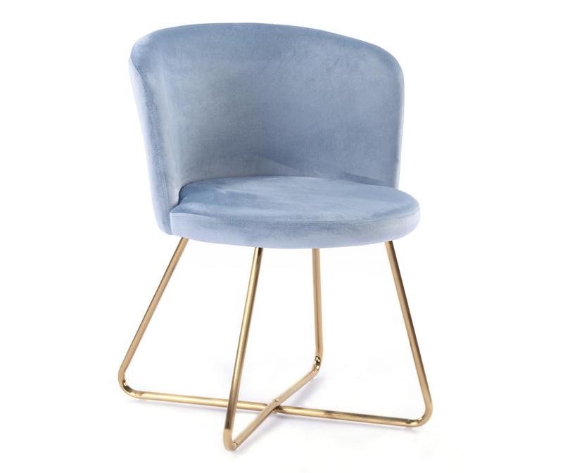 Stolica Daisy Light Blue