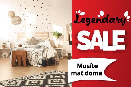 Legendary Sale: Musíte mať doma