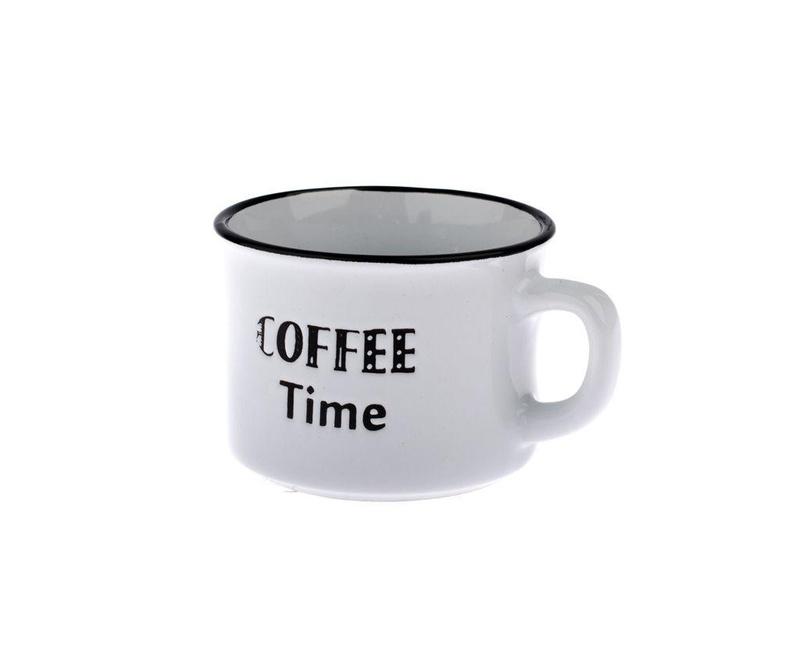 Hrnek Coffee Time 130 ml