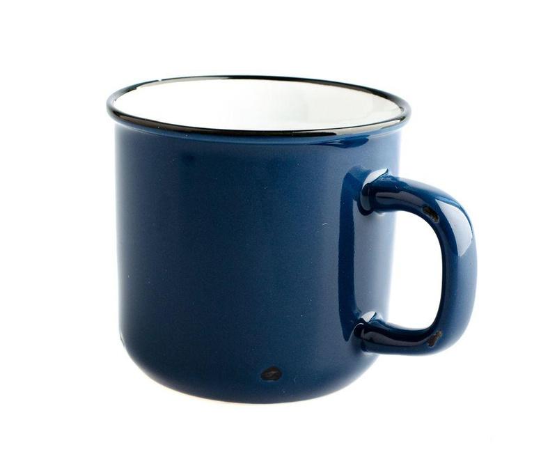 Hrnek Stacey Dark Blue 440 ml