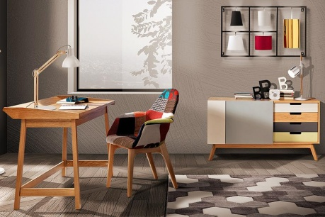 Tomasucci modern dolgozószoba