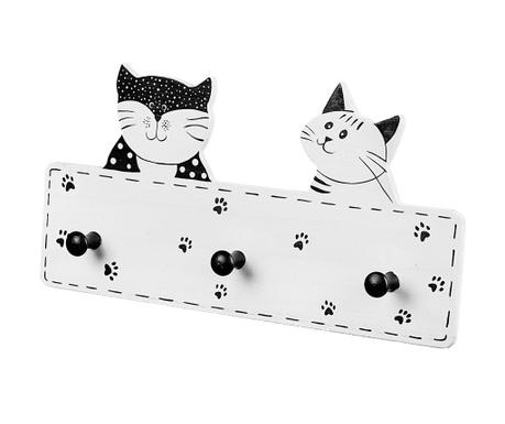 Obešalnik Kittens
