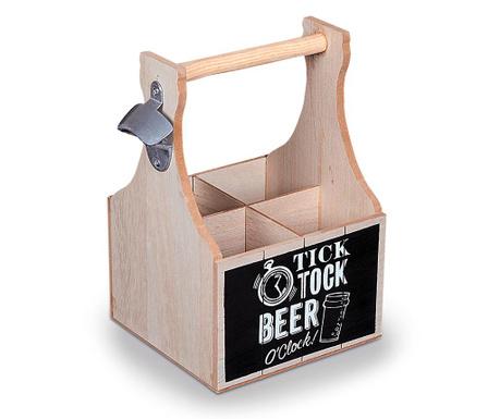 Suport pentru sticle Tick Tock