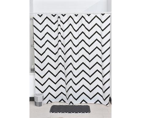 Sprchový závěs Pattern 180x180 cm