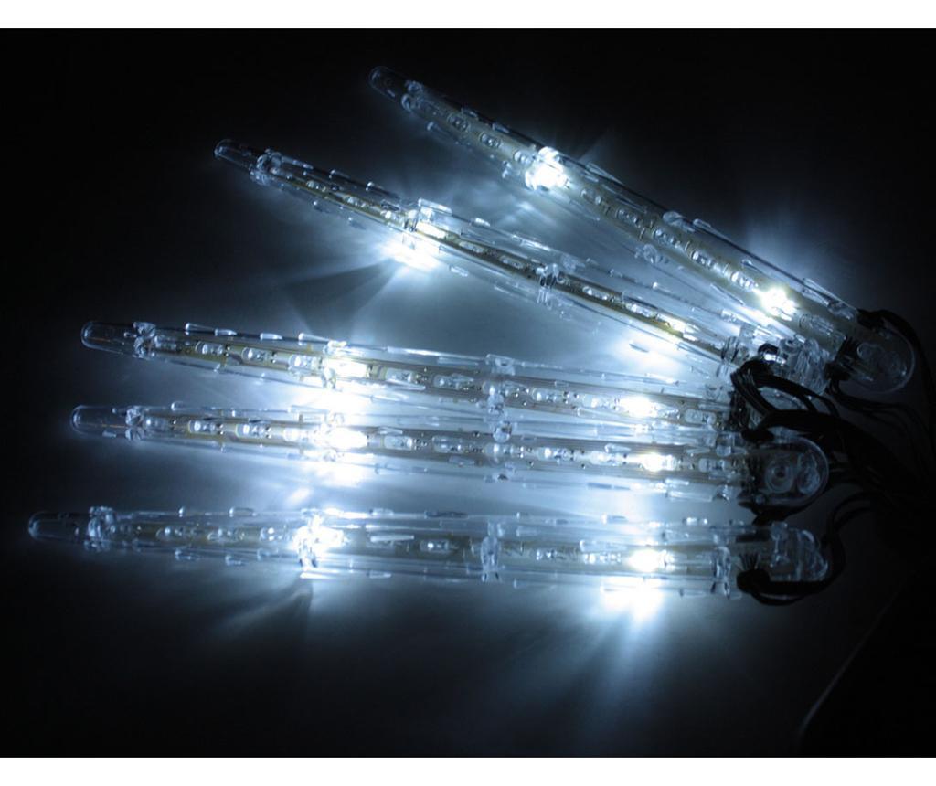 Sada 5 solárních lamp Icicle