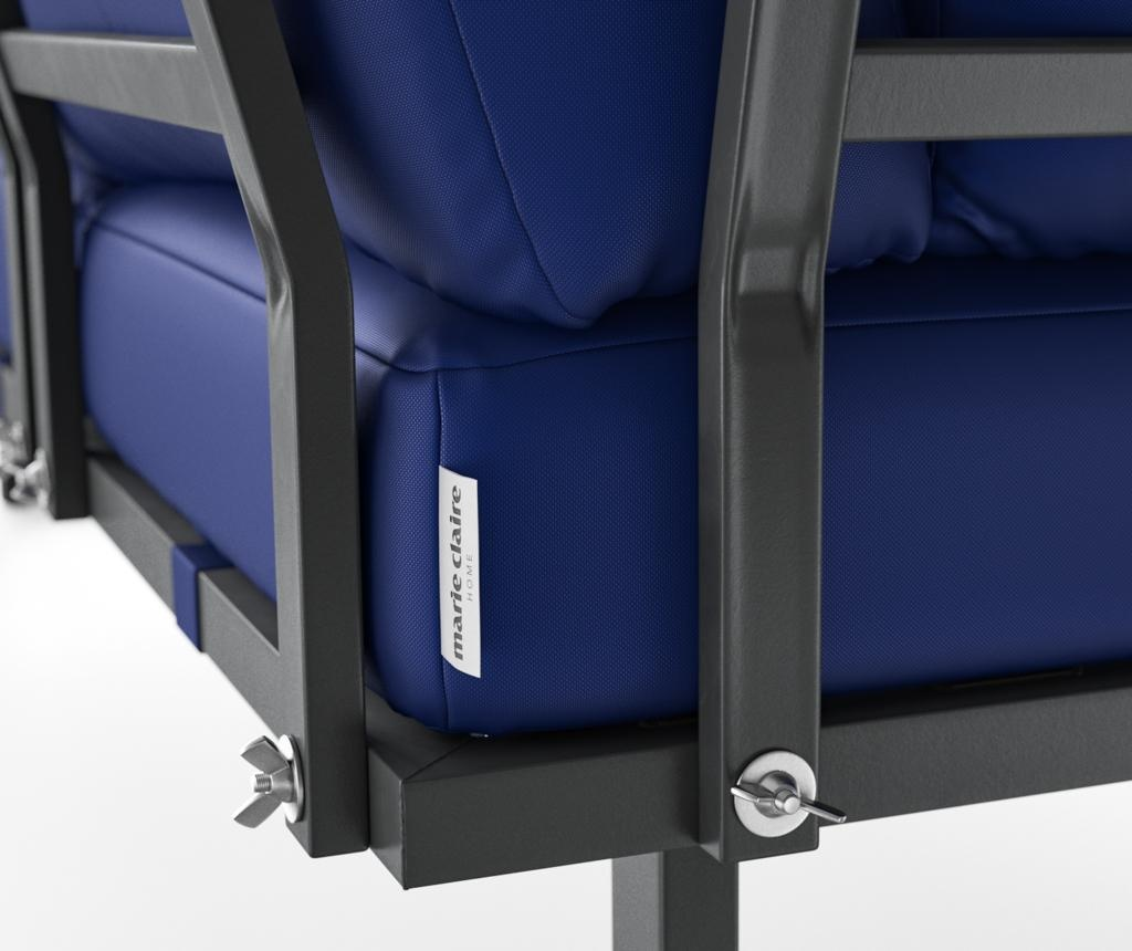 Стол за екстериор Mark Royal Blue