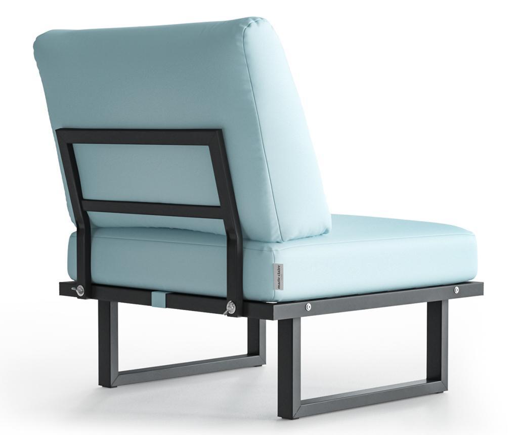 Stolica za vanjski prostor Sam Blue