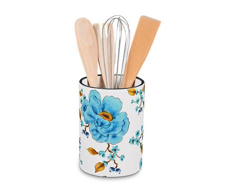 Поставка за кухненски прибори Blue Poppy