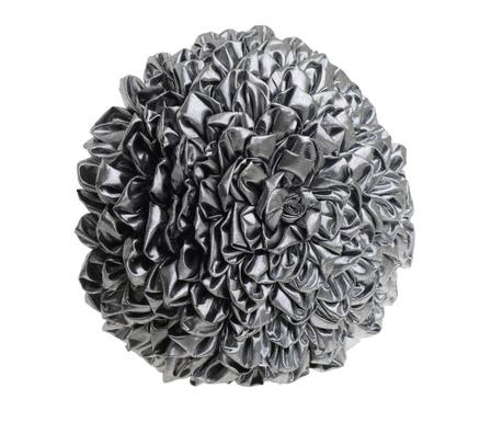 Perna decorativa Chloe Silver 40 cm