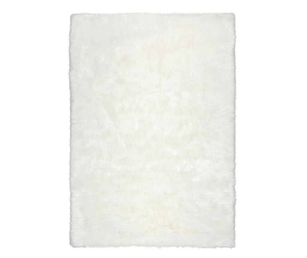Tepih Sheepskin Faux Ivory 160x230 cm