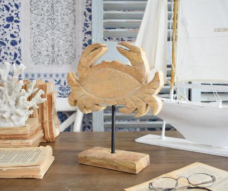 Decoratiune Crab Wood