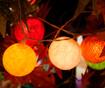 Solarna svetlobna veriga Mimy Color