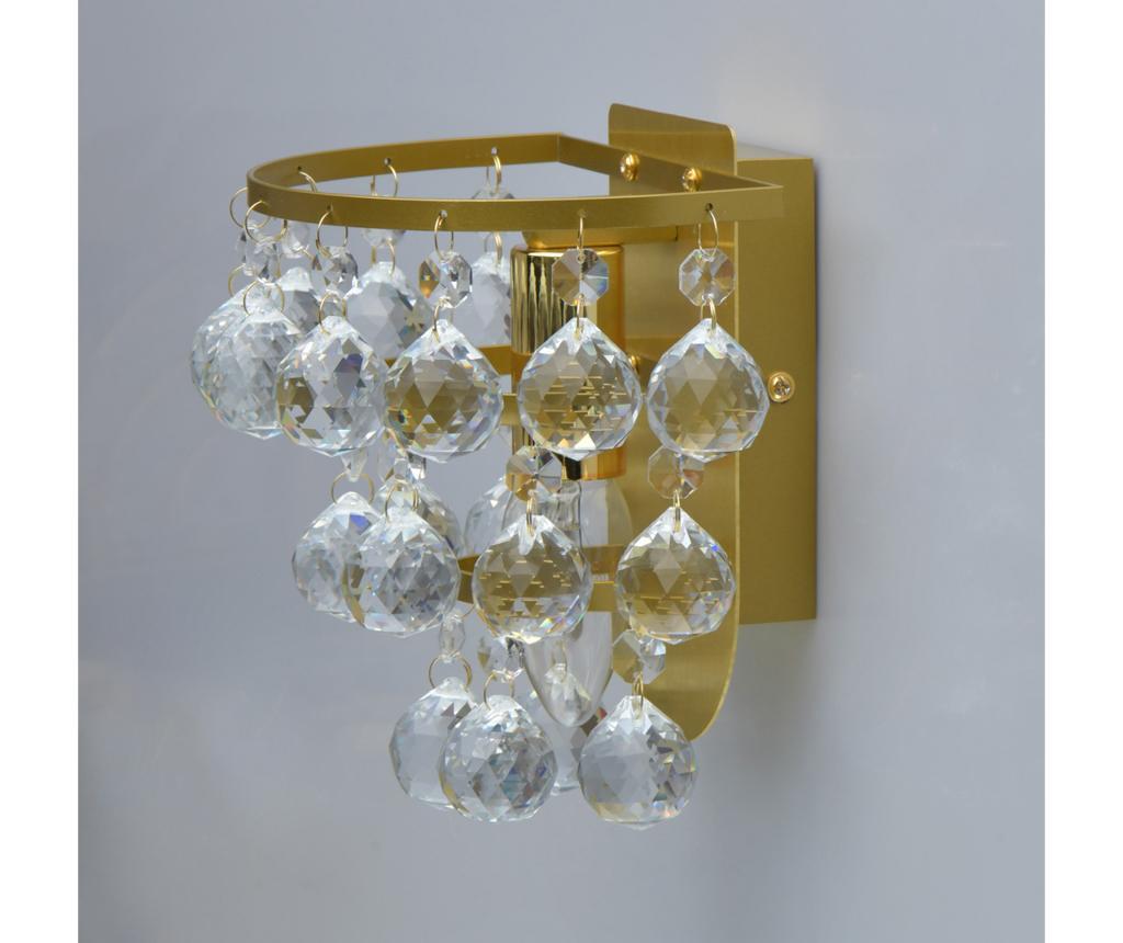 Aplica de perete Venezia Cluster Gold