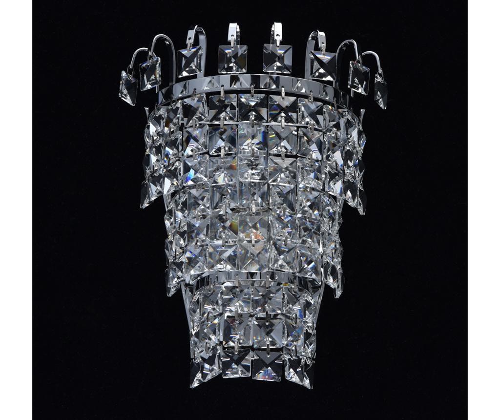 Adelard Silver Fali lámpa