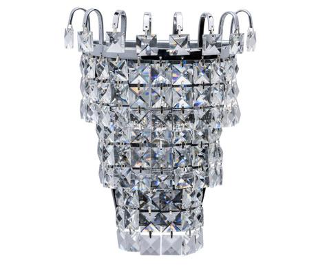 Stenska svetilka Courtney Silver