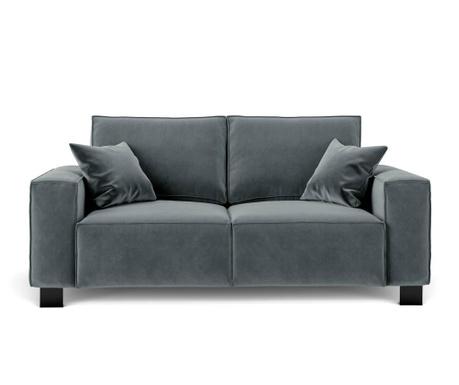 Dolce Grey Kétszemélyes kanapé