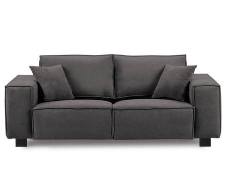 Modern Graphite Kétszemélyes kanapé