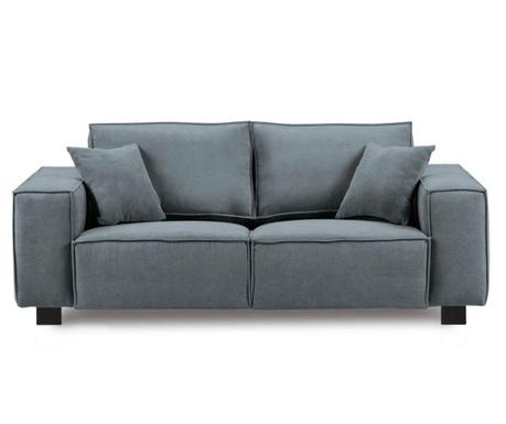 Modern Anthracite Kétszemélyes kanapé