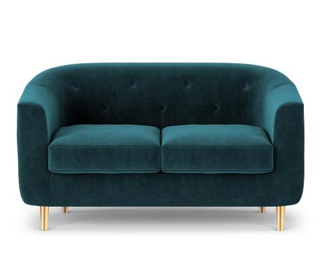 Corde Turquoise Kétszemélyes szófa