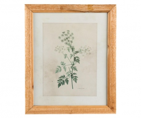 Leaf Kép 33x40 cm