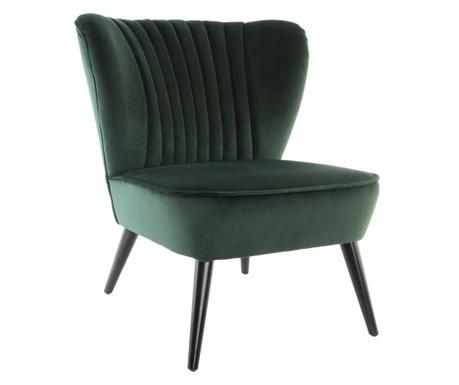 Kreslo Velvet Green
