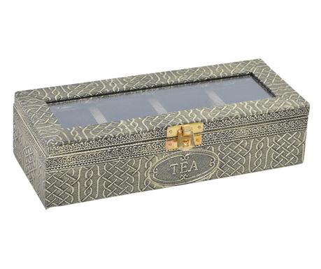 Krabica na čaj Golden Buddha
