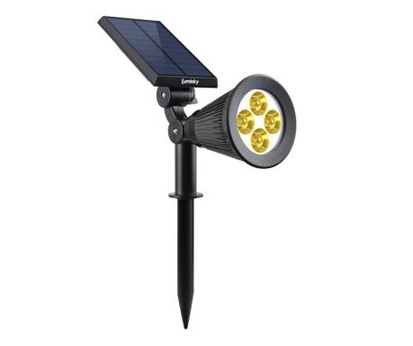 Solarna svetilka Spiky Warm