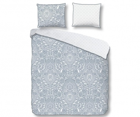 Posteljnina King Sateen Maud Grey