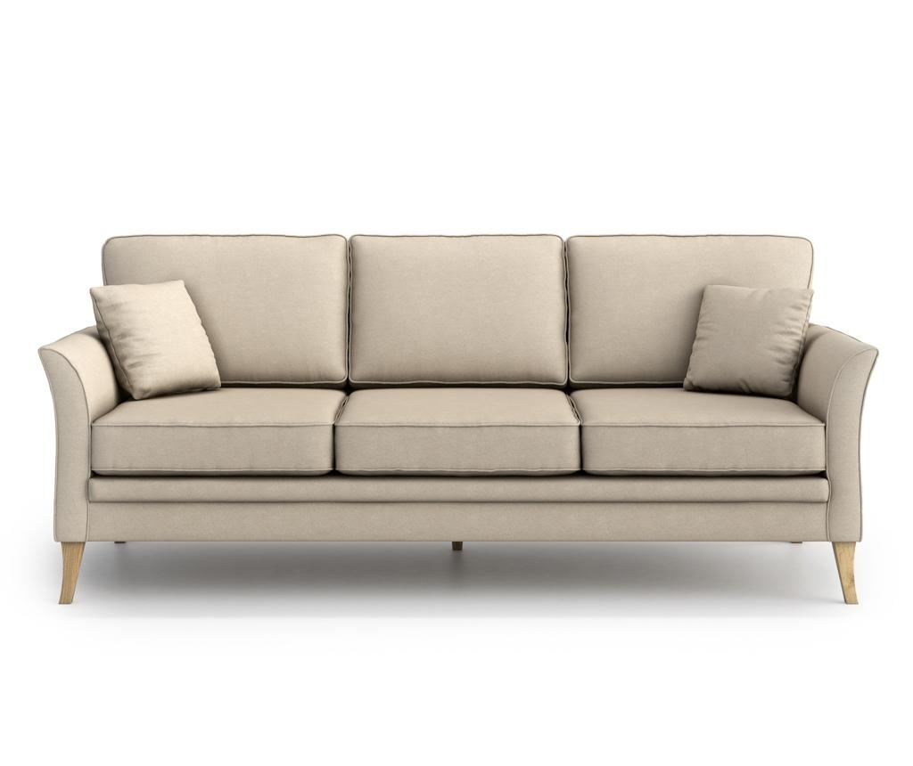 Canapea 3 locuri Juliett Beige