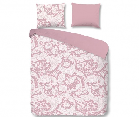 Posteljnina Single Sateen Birza Pink