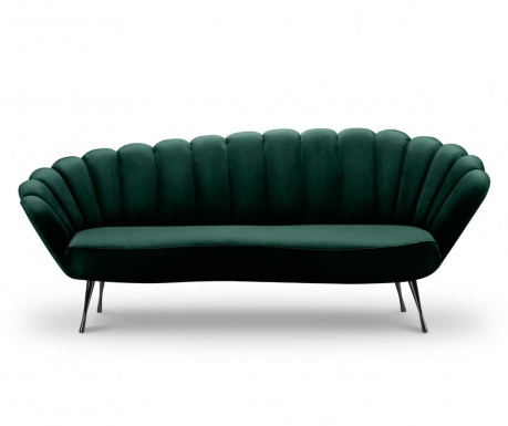 Sofa Wagram Bottle Green