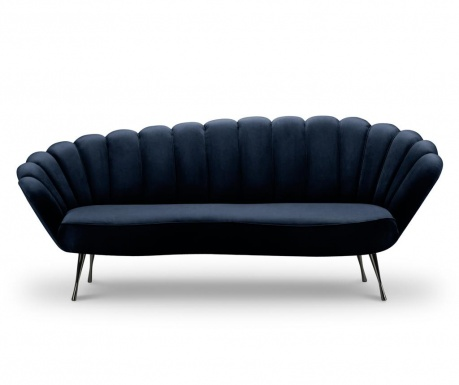 Sofa Wagram Navy Blue