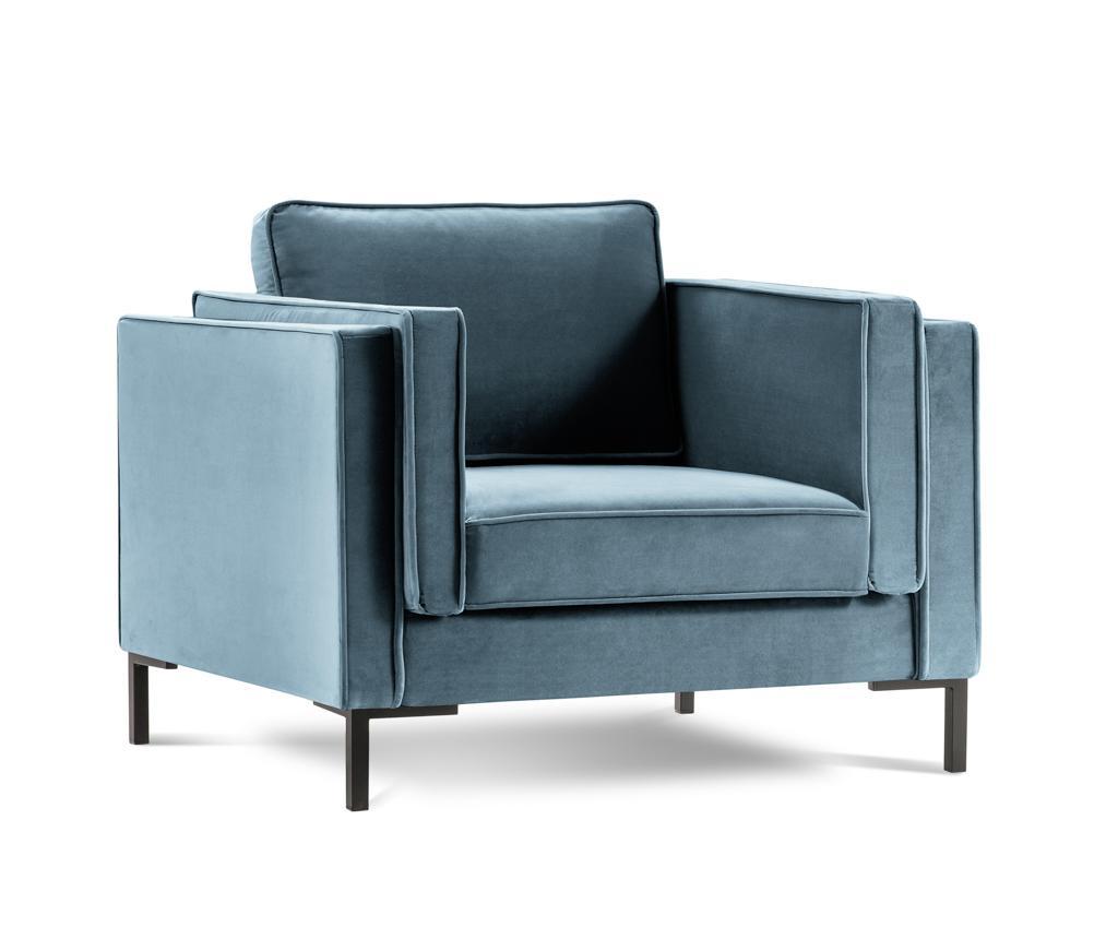 Luis Light Blue Fotel