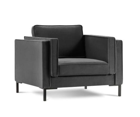 Fotelja Luis Grey