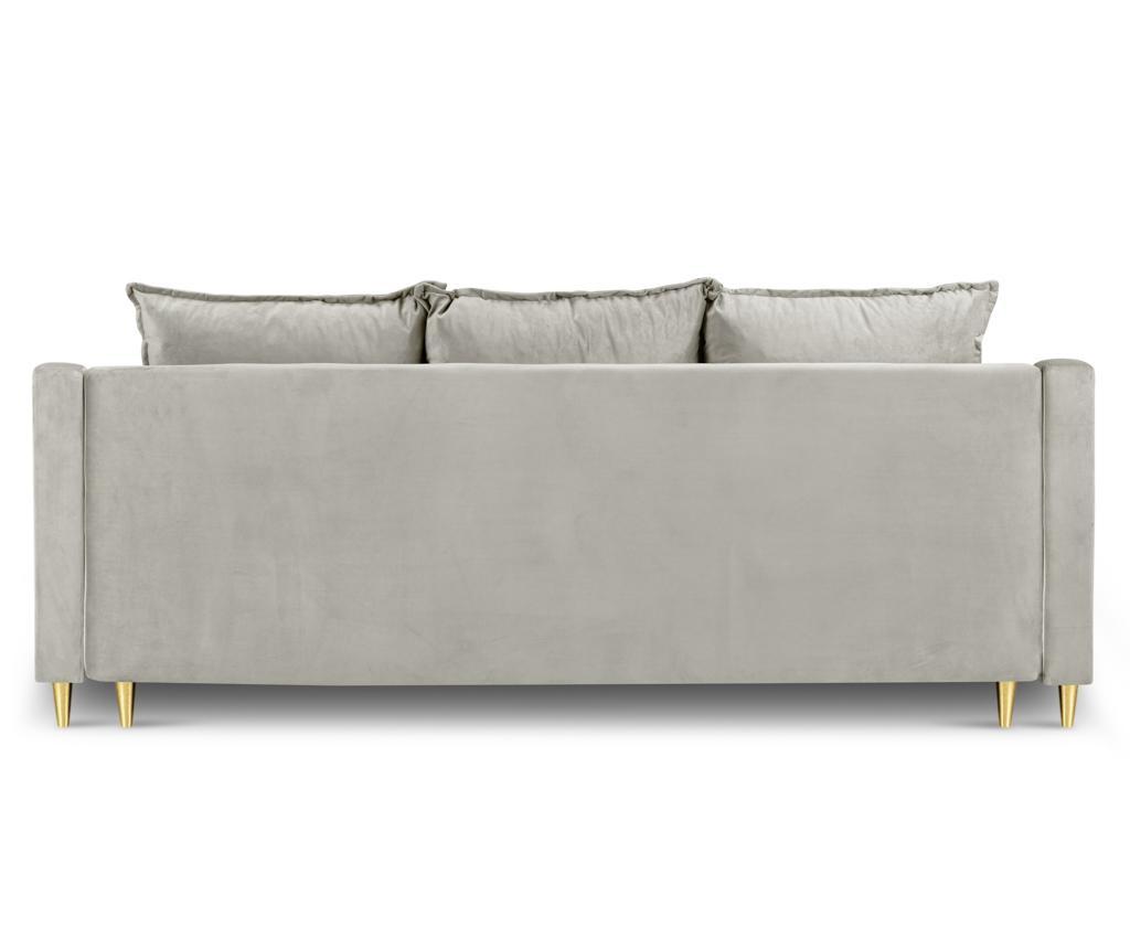 Canapea extensibila 3 locuri Pansy Beige