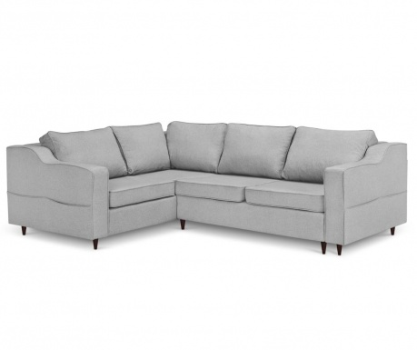 Coltar extensibil stanga Narcisse Grey