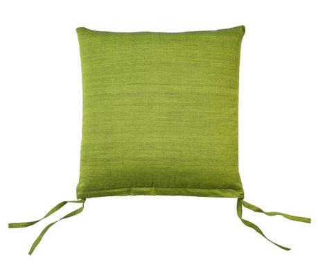 Възглавница за седалка Kate Green 40x40 см
