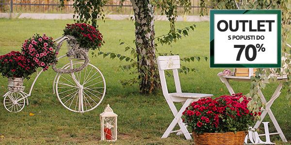 Outlet: Vrt in okolica