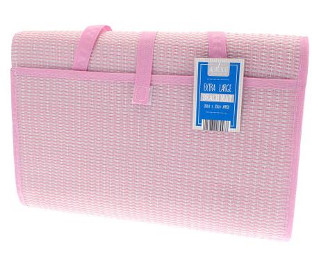 Рогозка за плаж Craft Pink 200x200 см