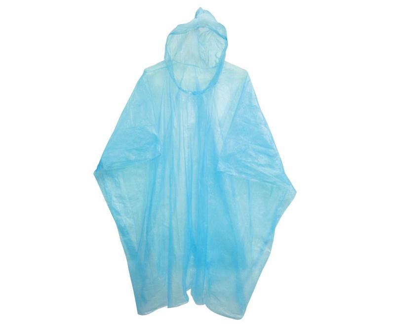 Set 2 dežnih plaščev Poncho