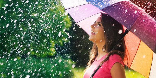 Защитени от дъжда
