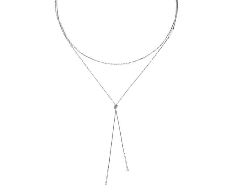 Ogrlica Esprit Look Silver Tone