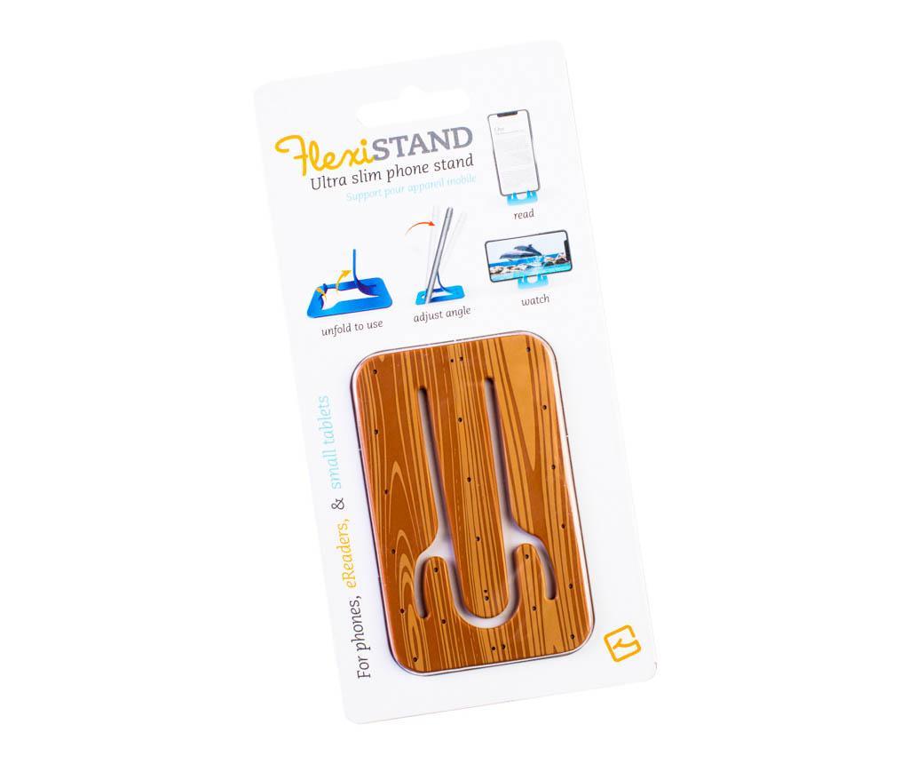 Držač za telefon Flexistand Wood