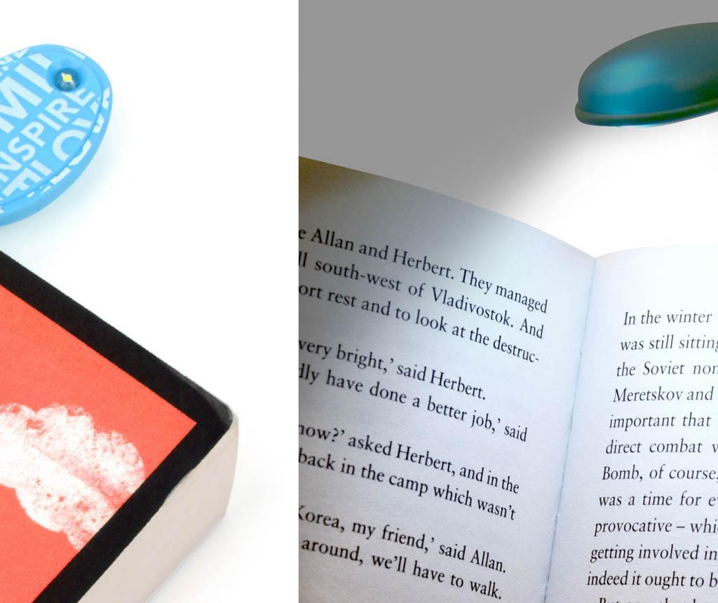 Svetiljka za čitanje Flexilight Penguin