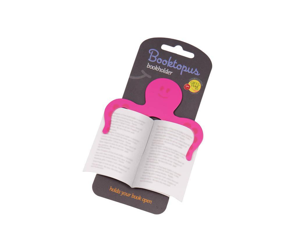 Suport de carti Booktopus Pink