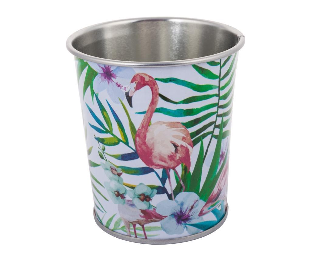 Dekorativno vedro Flamingo Tropic